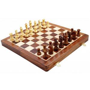 Juegos de ajedrez en madera