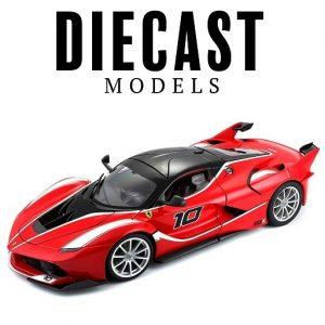 Replicas de coches Diecast