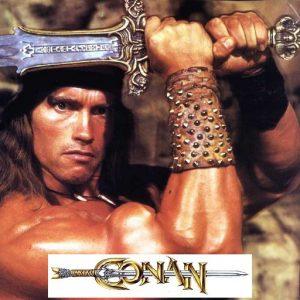 Replicas de Conan