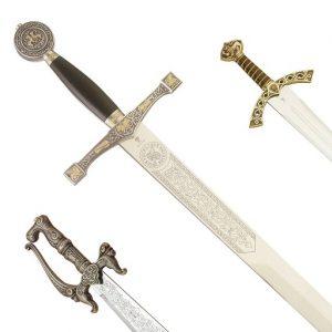 Espadas históricas y de leyenda