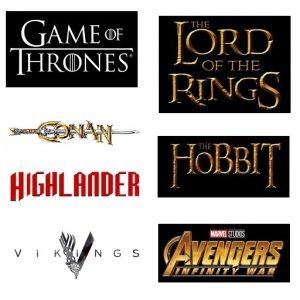 Réplicas de Cine y TV