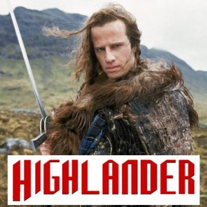 Replicas Highlander