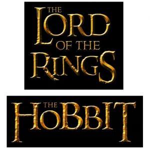 Replicas del Señor de los Anillos y El Hobbit