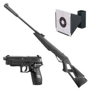 Armas de aire comprimido