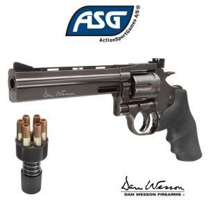 Revólveres ASG